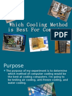 Which Cooling Method is Best for Computers