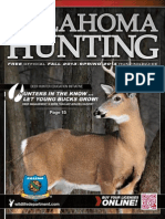 2013-2014 Oklahoma hunting guide