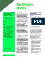 Diffusive Monitor 1