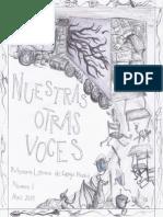 Nuestras Otras Voces 1 - Carmen Paz - abr-2014