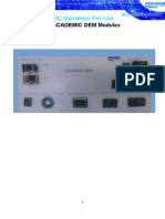 IoT & M2M Modules - CASCADEMIC Solutions