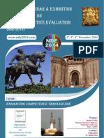 NDE 2014 Brochure