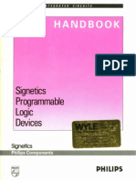 1990 Signetics PLD Data Handbook
