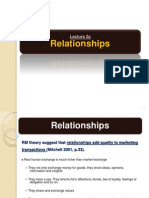 Lecture 2a- Relationships