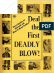 "Deal the First Deadly Blow _  unarmed combat method of Dermot ""Pat"" O'Neill"