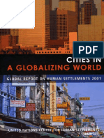Cities in a Globalizing World - Global Report on Human Settlements 2001