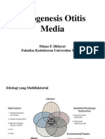 Patogenesis Otitis Media