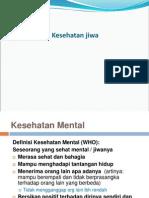 02. Konsep Umum Psikiatri Dan Kesehatan Jiwa