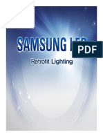 Samsung LED Lighting Products Catalogue
