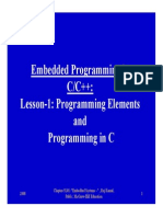 Www.dauniv.ac.in Downloads EmbsysRevEd PPTs Chap 5Lesson01EmsysNewCProgrElements