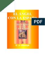 C.J. Cherryh - [Noches de Merovingen] - El Angel con la Espada.pdf