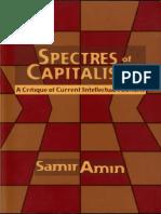 AMIN Samie (Spectres of Capitalism)