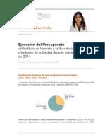Informe IVC Primer  semestre  2014