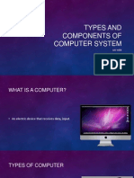 types and components of computer system-liu wen