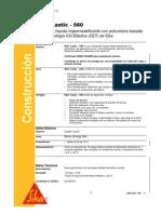 Cubiertas para Techos - HT_Sika Lastic 560.pdf
