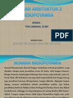 SPA Mesopotamia