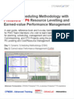 Dynamic Scheduling Methodology - Whitepaper by Ej (Ted) Lister