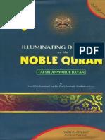 IlluminatingDiscoursesOnTheNobleQurantafseerAnwarulBayan Volume4 ByShaykhAshiqIlahiMadnir.a Islamicbookslibrary.wordpress.com