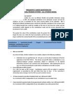 FAQs for NPS on All Citizens Model 299095097