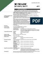 PDS - 7863 - Sigmacap Zinc Silicate II | Paint | Relative Humidity
