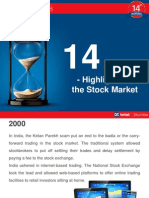 14years Highlightsinthestockmarkets 140807041544 Phpapp02