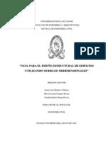 Guía para el diseño estructural de edificios utilizando modelos tridimensionales.pdf