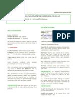 Informe - Engenharia Civil PUC 2014-1