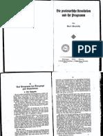 Karl Kautsky, Die proletarische Revolution und ihr Programm II
