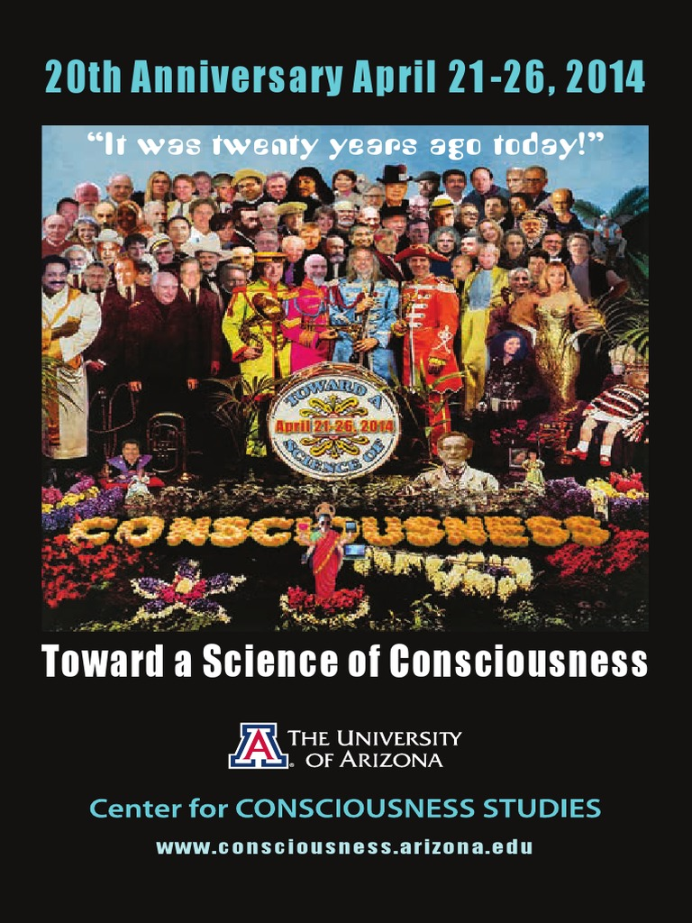 FinalCCS BOOKofAbstracts 2014-2 | Consciousness | Physics