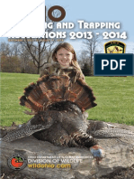 Ohio Hunting Regulations 2013-2014