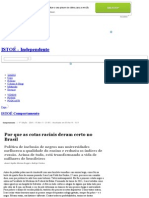 Istoé - Cotas Raciais (2014, Abril)