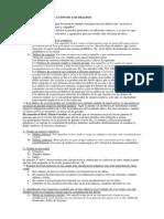 Resumen Derecho Penal II 2012, Certamen 1