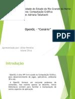 Apresentação-OpenGL