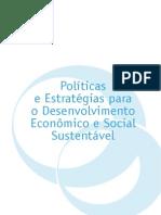 Políticase Estratégias Para o Desenvolvimento Econômico e Social(1)