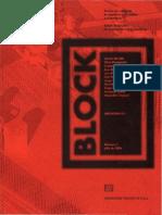 Aliata, Fernando Lógicas Proyectuales 2006