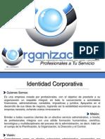 Organizacion 4G (Presentación) 250814