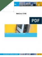 Metorex C100 General Brochure