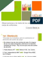 Programa de Entrega de Uniformes y Mochilas. Guadalajara, Tlaquepaque