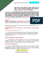 Modelo RESUMO EXPANDIDO 4 PÁGINAS -II Semana Interdisciplinar, X Seminário de Iniciação Científica