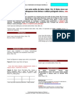 Modelo RESUMO SIMPLES - III Semana Interdisciplinar, X Seminário de Iniciação Científica