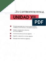 Unidad XII. FISIOLOGIA GASTROINTESTINAL GUYTON&HALL