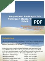 Standar Pelayanan Publik Kecamatan Serut