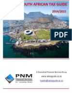 PNM Financial Services Tax Guide 2014-2015