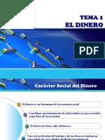 Tema 1. El Dinero