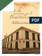Moneda 146 - De La Macuquina a La Bimetálica