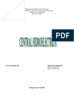 Planta Hidroeléctrica Jose Malave