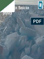 1. Types of Ice. Basic Ice Physics
