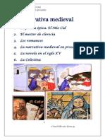 La Narrativa Medieval. Tema 13