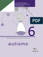 Libro Guia Autismo. Gobierno Chile