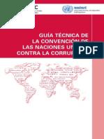 Guia Tecnica NU Contra La Corrupcion